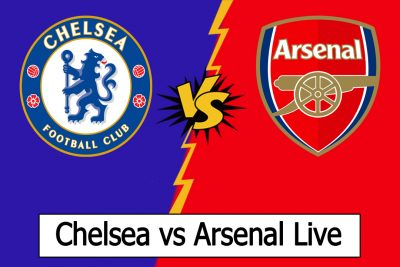 Arsenal vs Chelsea live