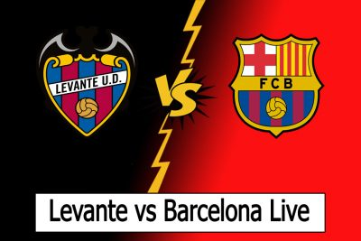 Barcelona vs Levante Live Stream match